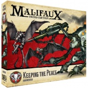Malifaux 3rd Edition - Keeping the Peace - EN