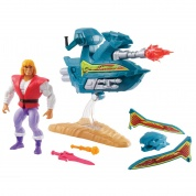Masters of the Universe Origins Sky Sled Prinz Adam Schlitten (for 14 cm Figures)