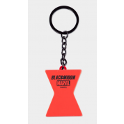 Marvel - Black Widow 3D Rubber Keychain