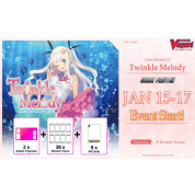 Cardfight!! Vanguard V - Twinkle Melody Sneak Preview Kit - EN