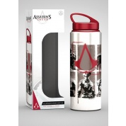 GBeye Aluminium Drink Bottle - Assassins Creed Stencil