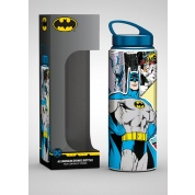 GBeye Aluminium Drink Bottle - DC Comics - Batman Wrap