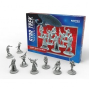 Star Trek Adventures - 32mm Miniatures, Klingon Warband - EN