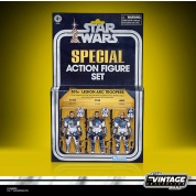 Hasbro Star Wars The Vintage Collection Star Wars: The Clone Wars 501st Legion ARC Troopers Exclusive