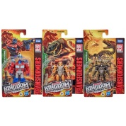 Hasbro Transformers Toys Generations War for Cybertron: Kingdom Core Class Assortment (8)