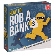 How To Rob A Bank - DE/FR/NL/EN