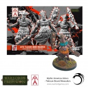 Warlords of Erehwon: Mythic Americas - Tlalocan-Bound Marauders - EN