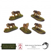 Warlords of Erehwon: Mythic Americas - Wolves - EN