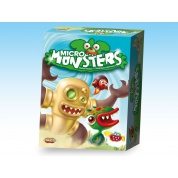 Micro Monsters - Board Game - EN