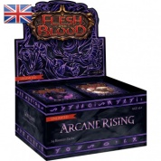 Flesh & Blood TCG - Arcane Rising Unlimited Booster Display (24 Packs) - EN