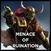 Mage Wars - OP Kit 6: Menace of Ruination- EN