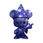 Funko POP! POP Disney:Fantasia80th - Mickey #1 (Artist Series) w/ Pop Protector