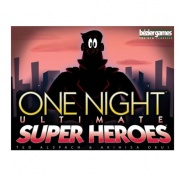 One Night Ultimate Super Heroes - EN