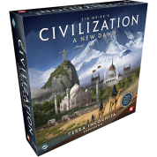 FFG - Civilization: A New Dawn - Terra Incognita - EN