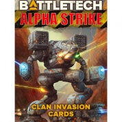 BattleTech AS Clan Invasion Cards - EN