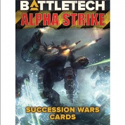 BattleTech AS Succession Wars Cards - EN