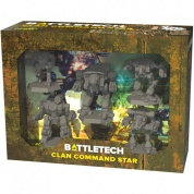 Battletech Clan Command Star - EN