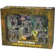 Battletech Clan Heavy Striker Star - EN