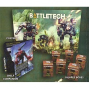 Battletech Clan Invasion Retailer Field Kit - EN