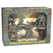 Battletech Inner Sphere Battle Lance - EN