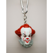 3D Polyresin Keychain - IT (Pennywise)