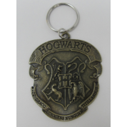 Metal Keychain - Harry Potter (Hogwarts Crest)