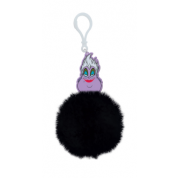 Pom Pom Keychain - Disney Villains (Poor Unfortunate Soul)