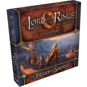 FFG - Lord of the Rings LCG: The Treason of Saruman Saga Expansion - EN