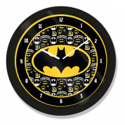 "10"" Clock - Batman (Logo)"