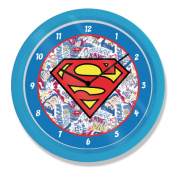"10"" Clock - Superman (Logo)"