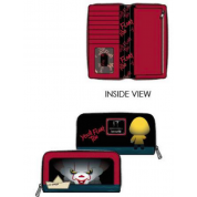 LF IT Pennywise Sewer Scene Wallet