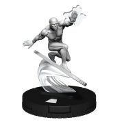Marvel HeroClix Deep Cuts Unpainted Miniatures: Silver Surfer (4 Units) - EN