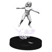 Marvel HeroClix Deep Cuts Unpainted Miniatures: Invisible Woman (4 Units) - EN