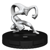 Marvel HeroClix Deep Cuts Unpainted Miniatures: Mr. Fantastic (4 Units) - EN