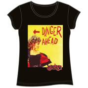 Grease Danger Ahead Girl T-Shirt