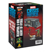 Marvel Crisis Protocol: Deadpool & Bob, Agent of Hydra - EN