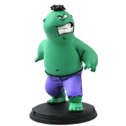 Marvel Animated Hulk Statue