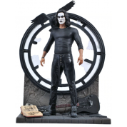 The Crow Movie Gallery PVC Statue
