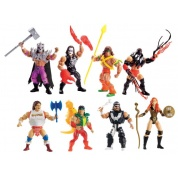 WWE Retro The Masters of the WWE Universe Figures (15 cm) assortment (4)