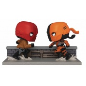 DC Red Hood vs Deathstroke