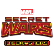 Marvel Dice Masters: Secret Wars Countertop Display - EN