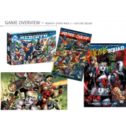 DC Deckbuilding Game Rebirth Expansion: Suicide Squad - EN