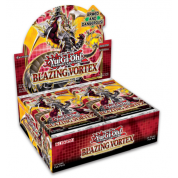 YGO - Blazing Vortex - Booster Display (24 Packs) - EN