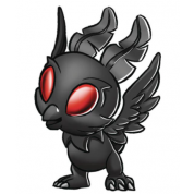 Cryptkins Unleashed Wave 2: Mothman