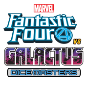 Marvel Dice Masters: Fantastic Four vs Galactus - EN