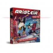 Aristeia! Prime Time Multiplayer Expansion - EN