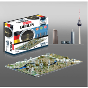 4D Cityscape - Berlin, Germany Puzzle