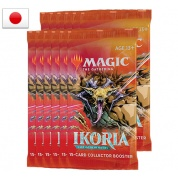MTG - Ikoria: Lair of Behemoths Collector Booster Display (12 Packs) - JP