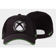 Xbox - White Dots Symbol Trail Cap
