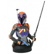 Star Wars Rebels Sabine Wren 1/6 Scale Bust